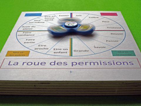 Alliance Serious game Jeu des permissions